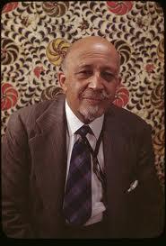 WEB Du Bois, Birthday February 23rd