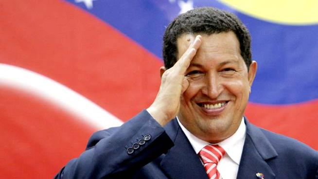 Hugo Chavez passed away