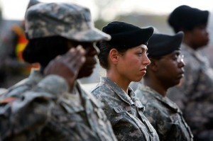 Women in the military, sexual assault