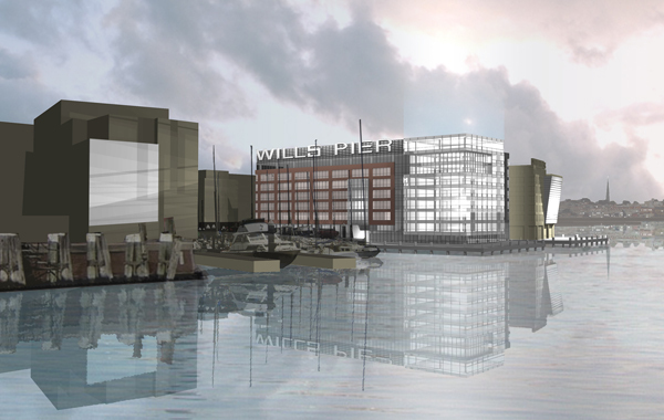 Harbor Point development in Baltimore
