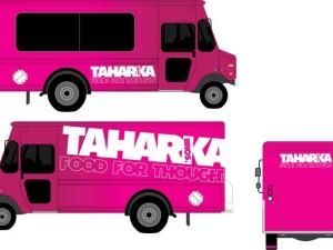 Taharka food truck