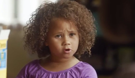 Biracial Family In Cheerios Ad
