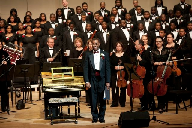 Eric Conway, Morgan State University Choir - Carmina Burana
