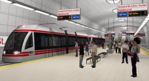 Red Line Station