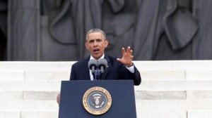 President Obama - Speech at the 50th Anniversary of the March on Washington