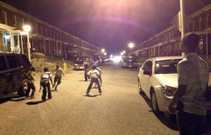 Proposed Baltimore curfew for youth