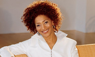 Author Terry McMillan