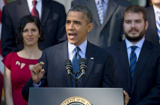 President Obama, Affordable Care Act