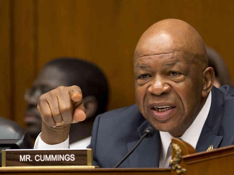 Congressman Elijah Cummings