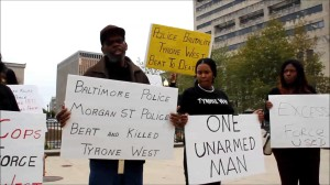 Family of Tyrone West, man killed by Baltimore Police