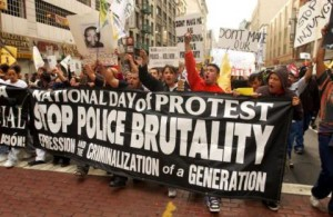The October 22nd Coalition to Stop Police Brutality, Repression and the Criminalization of a Generation