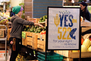 GMO measure in Washington state