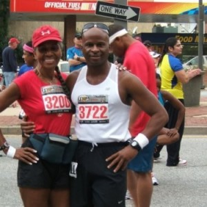 Chauncey Whitehead and Ms. Ernestine Shepherd