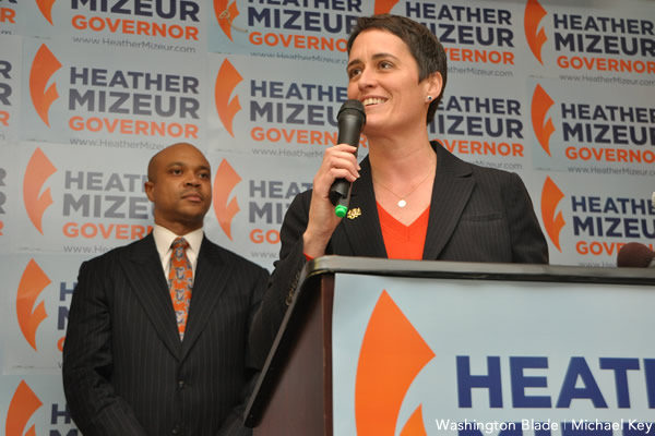 Delegate Heather Mizeur