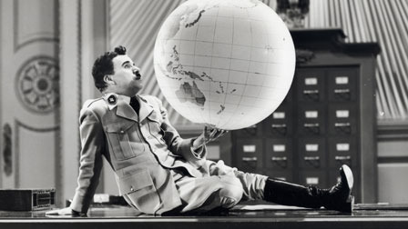 Charlie Chaplin's The Great Dictator
