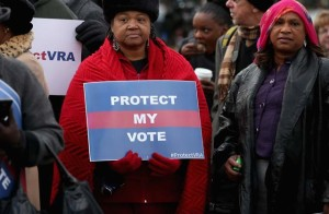 Voting Rights Rally