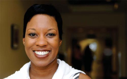 Baltimore City Public School CEO Tisha Edwards