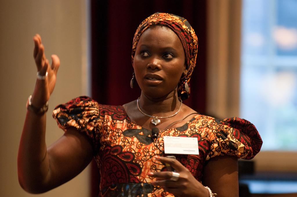 MariŽme Jamme - Africa Gathering & Dakar Dragons
