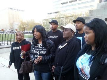 Family of Tyrone West