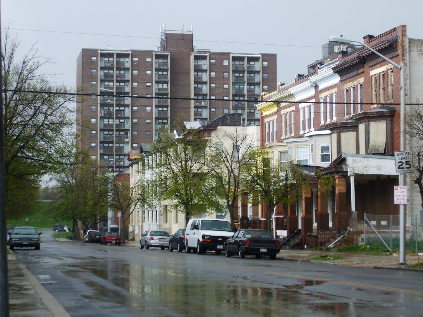 Public Housing in Baltimore