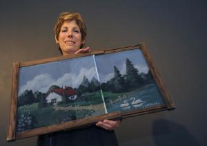 Elaine Eff - Painted Screens of Baltimore