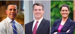 Maryland gubernatorial candidates