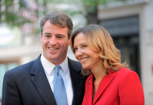 Doug Gansler and Jolene Ivey