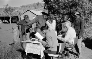 Australian aboriginal census collection