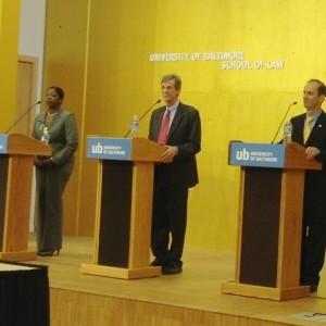 Maryland Attorney General Debate