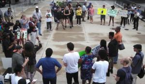 Baltimore in solidarity with Ferguson