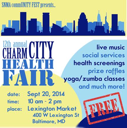 Charm City Health Fair