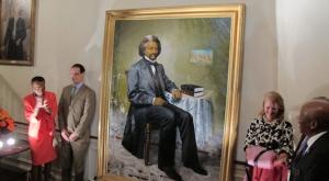 Frederick Douglass Portrait Unveiling, Maryland