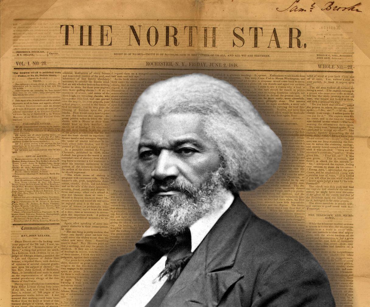 Frederick Douglass, North Star