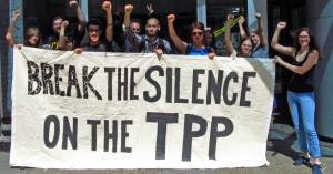 Trans Pacific Partnership