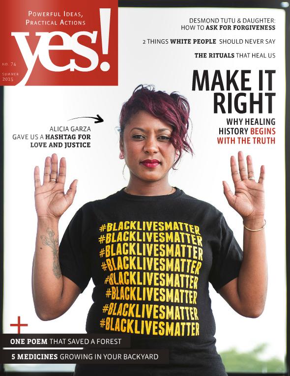 YES! Magazine - Make It Right