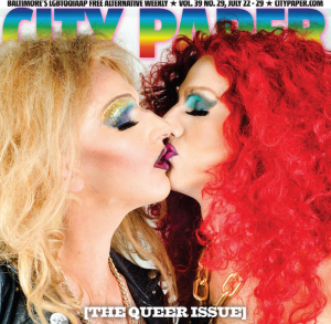 City Paper Queer Issue