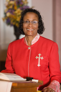 Reverend Frances Draper