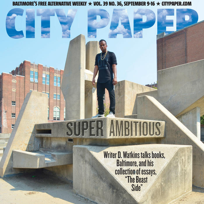 City Paper Cover