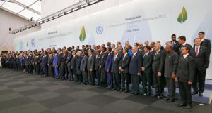 French Climate Summit (Credit: Flickr - Presidencia de la República Mexicana)