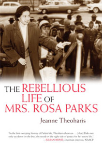 The Rebellious Life of Mrs Rosa Parks. (Credit: PBS)