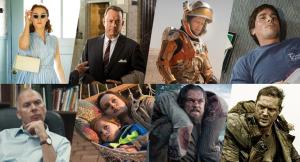 2016 Oscar Nominees