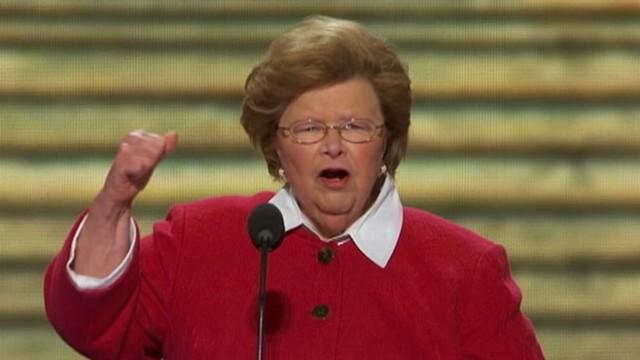 Senator Barbara Mikulski
