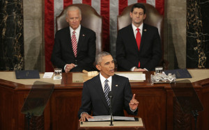 Obama 2016 State of the Union (Credit: The Telegraph)