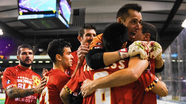 Baltimore Blast (Credit: City Paper Photographer - Reginald Thomas II)