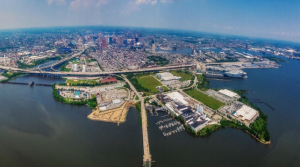 Port Covington development in Baltimore