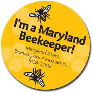 Maryland Beekeeper (Credit: MDBeeKeepers)