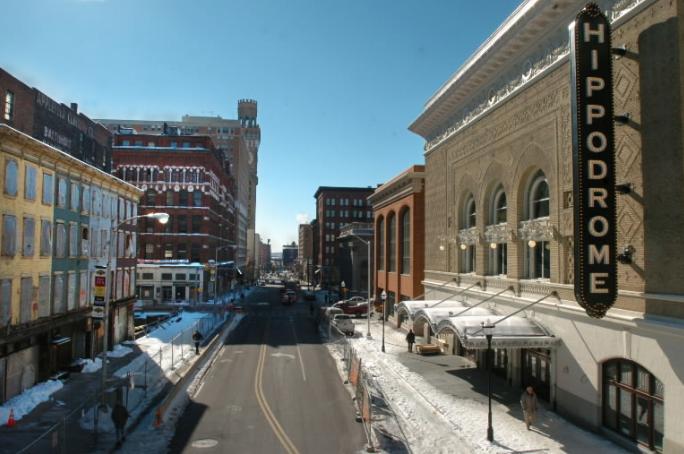 Downtown Westside