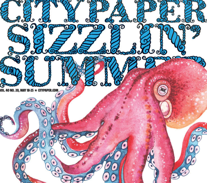 City Paper Sizzlin Summer