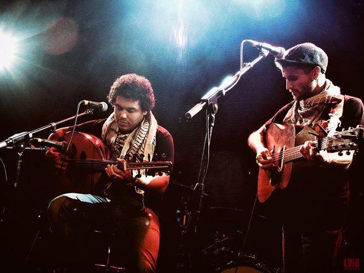 Kareem Samara and Ryan Harvey