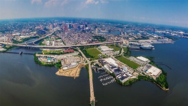 Port Covington (Credit: BaltimoreSun)